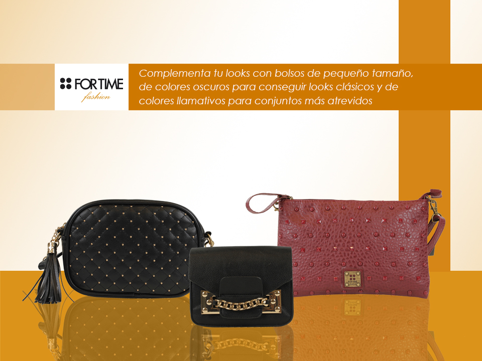 Bolsos de mano y clutch de FOR TIME