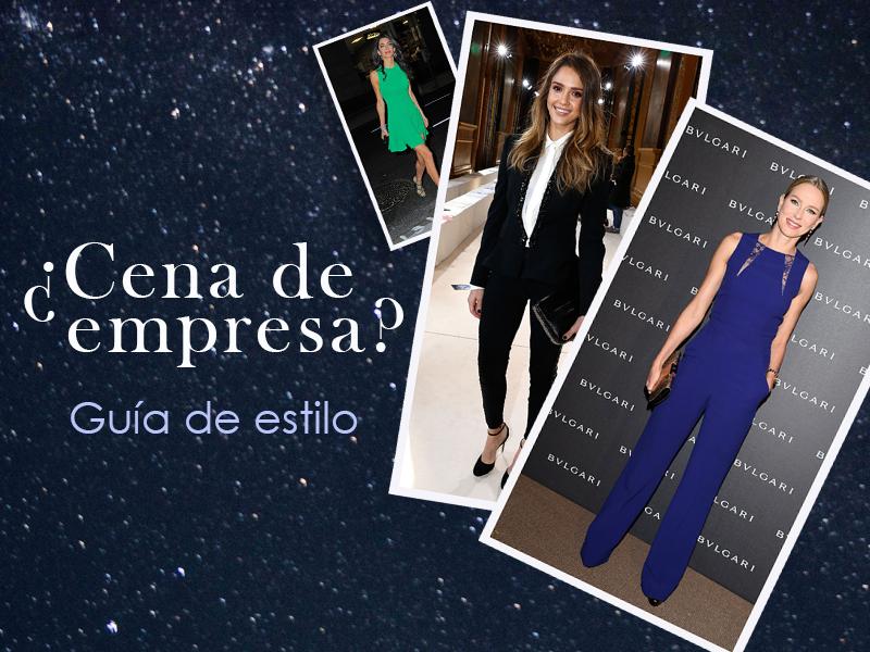 Naomi Watts, Amal Clooney y Jessica Alba con looks de fiesta