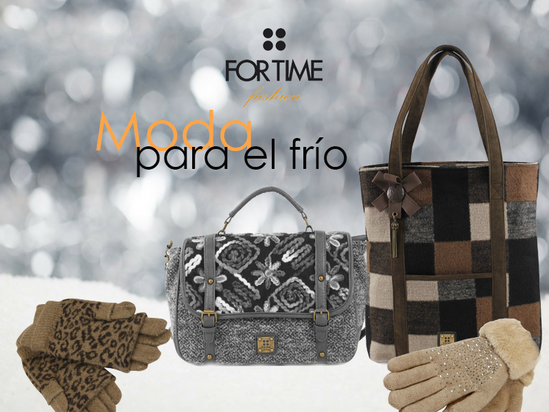 Bolsos y guantes FOR TIME