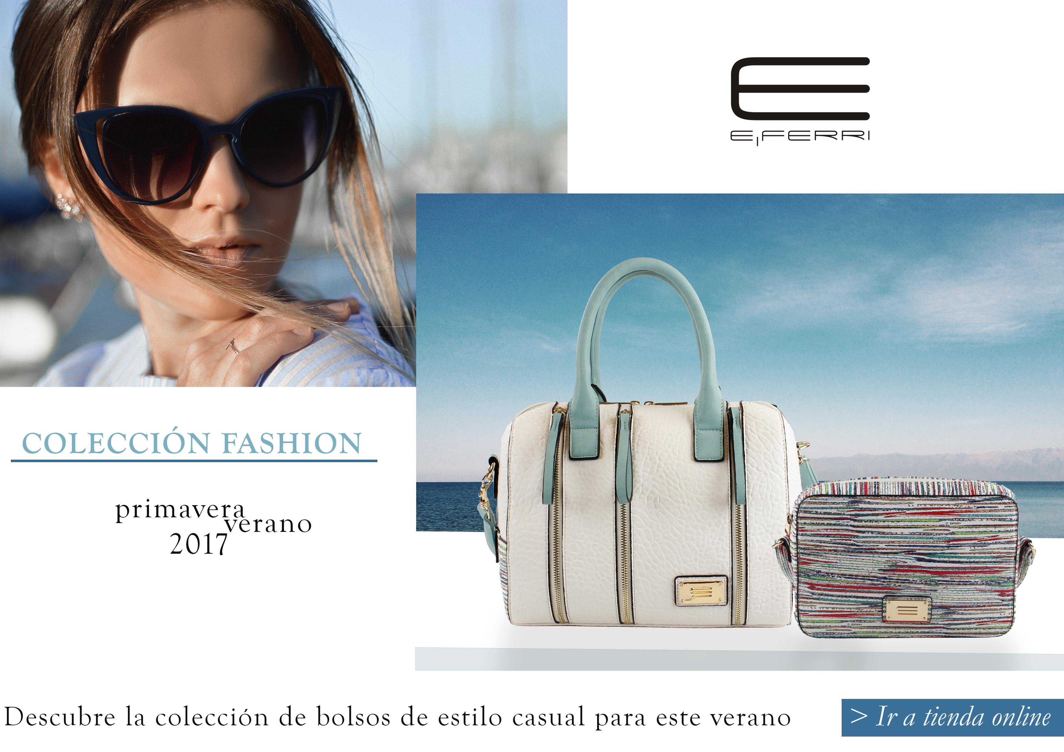 Colección Fashion Primavera verano 2017