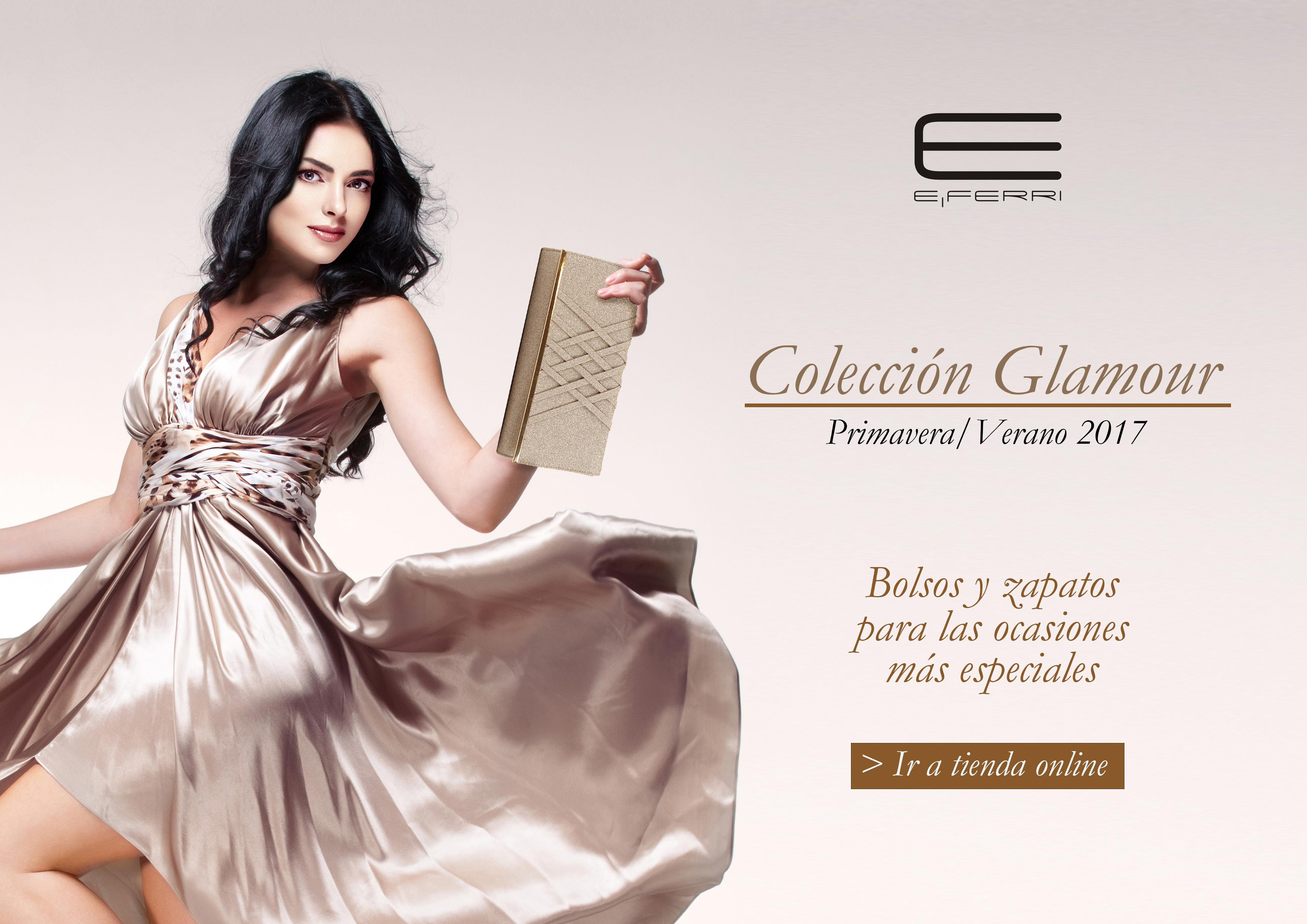 Colección Glamour primavera verano 2017