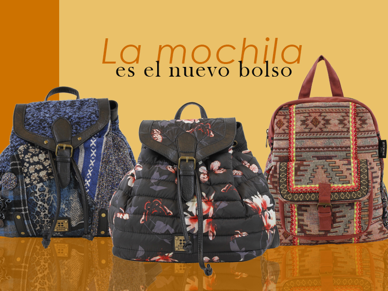 Mochilas de FOR TIME