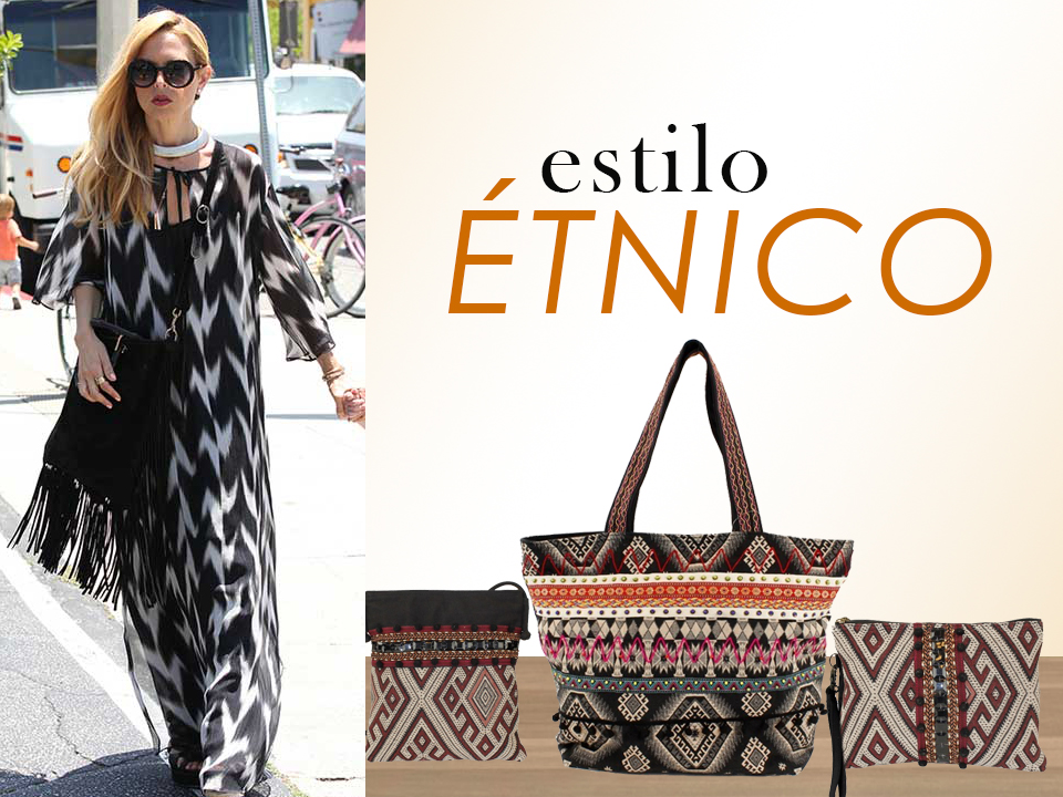 Bolsos de estilo étnico de FOR TIME