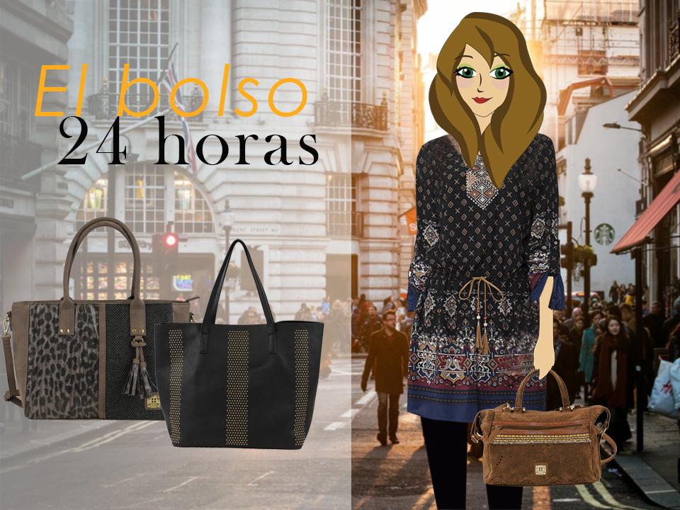Bolsos FOR TIME y la fashion blogger Violeta Valiente