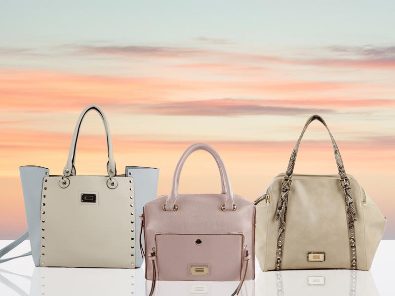Bolsos Fashion de E.Ferri colección primavera-verano 2017