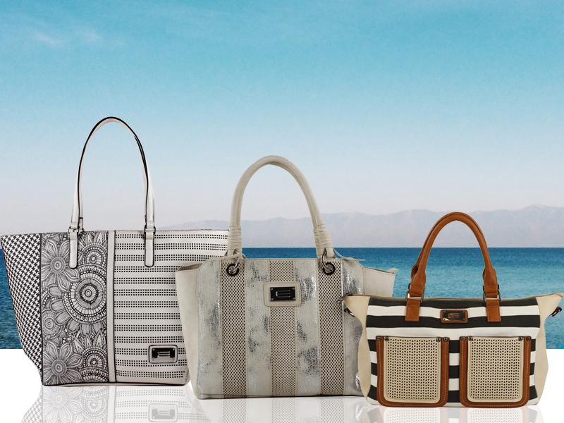 Bolsos coleccion Fashion de E.Ferri primavera verano 2017