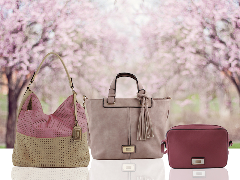 Bolsos Fashion colección primavera-verano 2017 de E.Ferri