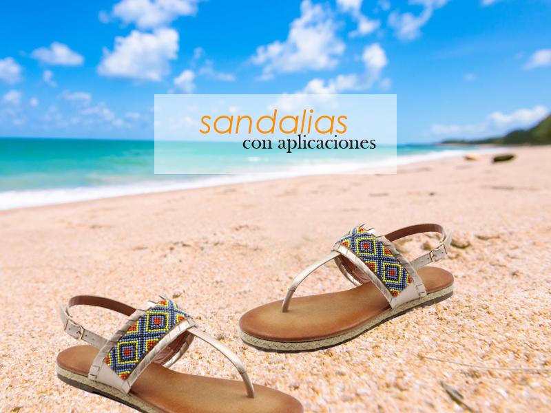 Sandalias FOR TIME